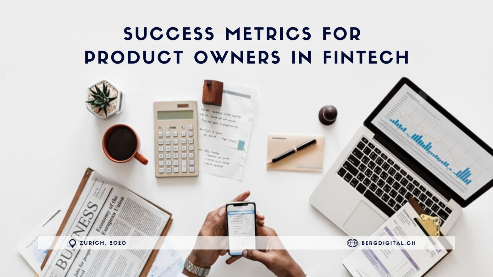 Success metrics for Product Owners in FinTech by BergDigital.ch